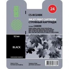 Картридж-чернильница BCI-24Bk (Cactus CS-BCI24BK) Canon i250/320/350/4xx/S200/300/330 Photo Black