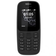 Сотовый телефон Nokia 105DS (2019) черный