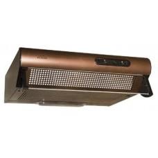 Вытяжка подвесная Elikor DAVOLINE 60П-290-П3Л коричневый