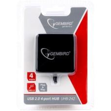 USB-концентратор Gembird UHB-242