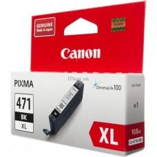 Картридж-чернильница CLI-471XLBK Canon Pixma MG5740/MG6840/MG7740 Black (0346C001)