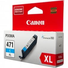 Картридж-чернильница CLI-471XLC Canon Pixma MG5740/MG6840/MG7740 Cyan (0347C001)