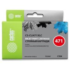 Картридж струйный Cactus CS-CLI471XLC