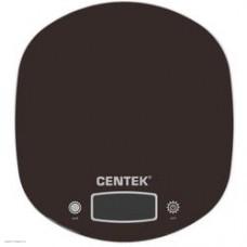 Кухонные весы Centek CT-2456 коричневый