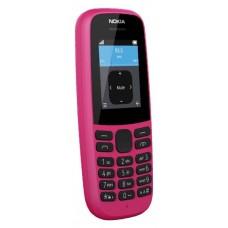 Мобильный телефон Nokia 105SS (2019) розовый