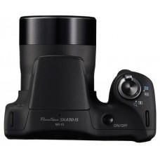 Цифровой фотоаппарат CANON PowerShot SX430 IS,  черный