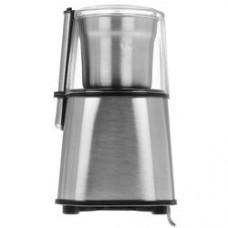 Кофемолка электрическая DEXP CG-0400S серебристый