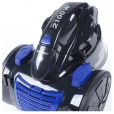 Пылесос Endever Skyclean VC-520 черный\синий