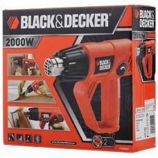 Технический фен BLACK & DECKER KX2001-QS