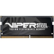 Оперативная память SO-DIMM 8Gb DDR4 3000Mhz Patriot Viper Steel (PVS48G300C8S)