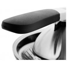 Соковыжималка электрическая Kitfort КТ-1108 серебристый