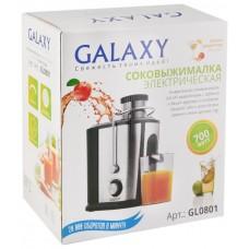 Соковыжималка электрическая Galaxy GL 0801 серебристый