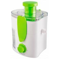 Соковыжималка электрическая Scarlett SC-JE50P01 белый\зеленый