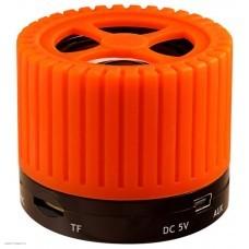 Портативная аудиосистема GINZZU GM-988O оранжевый