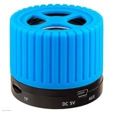 Портативная аудиосистема GINZZU GM-988C голубой