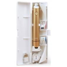 Электрическая зубная щетка Jetpik JP300, золотистый\белый