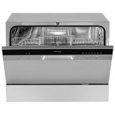 Посудомоечная машина Weissgauff TDW 4017 DS серебристый