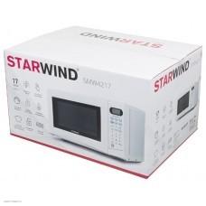 Микроволновая Печь Starwind SMW4217 17л. 700Вт белый