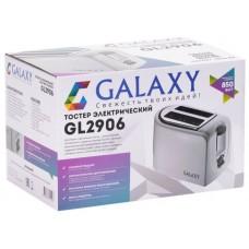 Тостер Galaxy GL 2906 белый