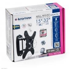 Кронштейн для телевизора Kromax GALACTIC-1 new черный