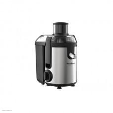 Соковыжималка электрическая Moulinex JU420D10 серебристый