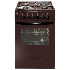 Комбинированная плита Лысьва ЭГ 1/3г01 МС коричневый