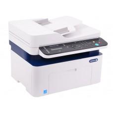 МФУ лазерный XEROX WorkCentre WC3025NI, A4, лазерный, белый [3025v_ni]