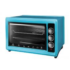 Электропечь DELTA D-0123 голубой