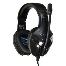 Гарнитура игровая OKLICK HS-L370G ECLIPSE черный
