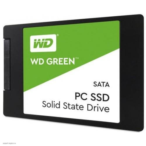 Накопитель SSD 1Tb Western Digital Green (WDS100T2G0A)
