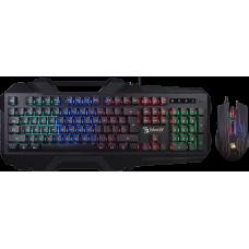 Клавиатура + мышь A4 Bloody B2500