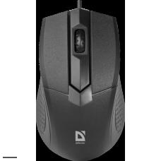 Комплект (клавиатура + мышь) Defender C-270 RU (45270), черный