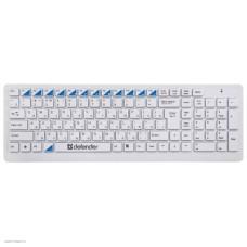 Комплект (клавиатура+мышь)  Defender  Skyline 895 (45895)