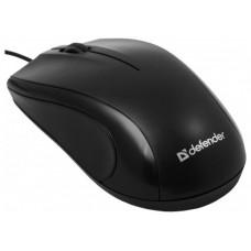 Мышь Defender Optimum MB-150 Black (52150)