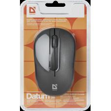 Мышь Defender Datum MM-285 Black USB (52285)