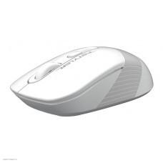 Комплект (клавиатура+мышь) A4 FG1010, USB, беспроводной, белый [fg1010 white]