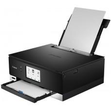 МФУ струйный CANON Pixma TS8340 черный [3775C007]