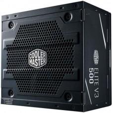 Блок питания 500W ATX Cooler Master Elite V3 500 (MPW-5001-ACABN1-EU)