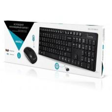 Комплект (клавиатура+мышь) Smartbuy черный [SBC-222358AG-K]