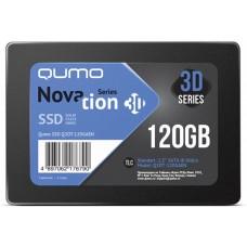 Накопитель SSD 120Gb QUMO Novation 3D (Q3DT-120GAEN)