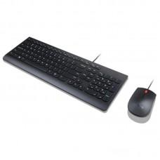 Комплект (клавиатура + мышь) Lenovo Essential Wired [4X30L79912]