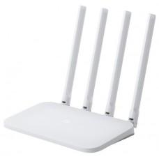 Беспроводной маршрутизатор Xiaomi Mi WiFi Router 4C, 802.11n, 300Mbps, 2LAN, 1WAN 100M, 4ант