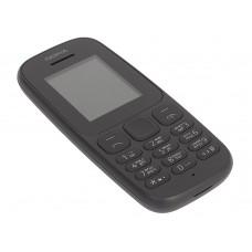 Телефон NOKIA 105 DS черный [16KIGB01A01]