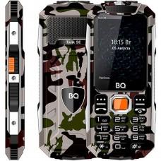 Телефон BQ 2432 Tank SE Армейский зелёный