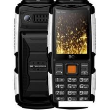 Мобильный телефон BQ 2430 Tank Power черно-серебряный [85955786]