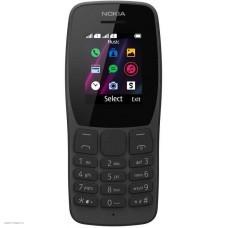 Мобильный телефон Nokia 110 DS черный [16NKLB01A07]