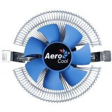 Устройство охлаждения(кулер) Aerocool Verkho I Soc-1150/1151/1155/ 4-pin 12-30dB Al 90W 190gr Ret