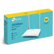 Роутер беспроводной TP-Link TL-WR820N N300 10/100BASE-TX белый