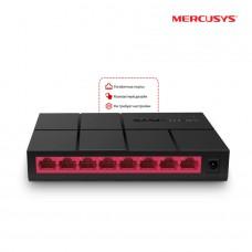 Коммутатор Mercusys MS108G 8G неуправляемый