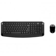 Комплект (клавиатура + мышь) HP Pavilion 300 Wireless Black (3ML04AA)